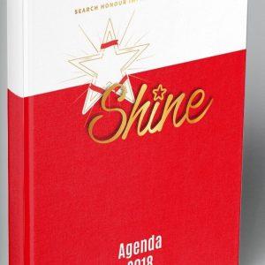 shine agenda 2018